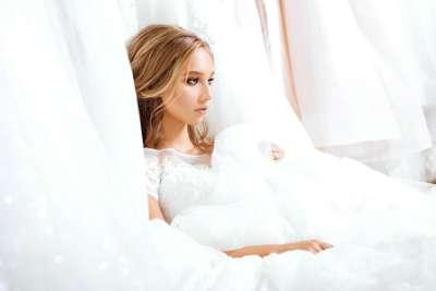 5 aanwijzingen die bewijzen dat u de juiste trouwjurk heeft gekozen