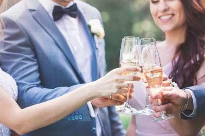 Welke hoeveelheid drank voor een bruiloft?