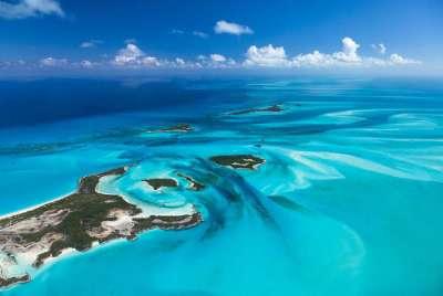 Huwelijksreis op de Bahama's