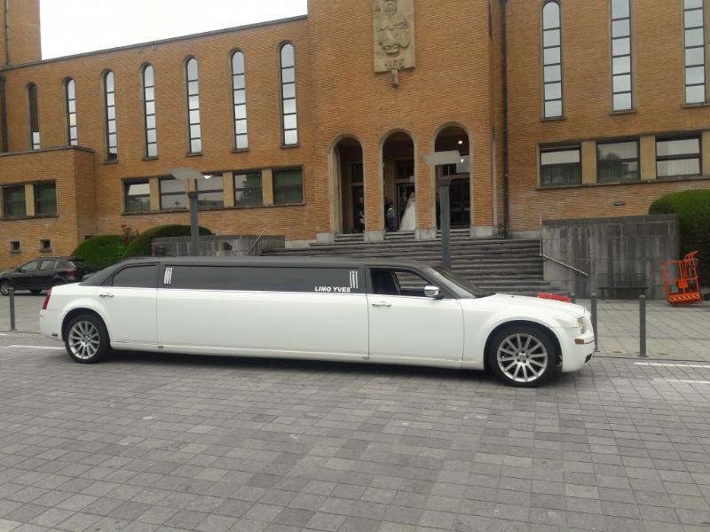 limousines yves met huwelijk be Verhuur Limousine.htm #8