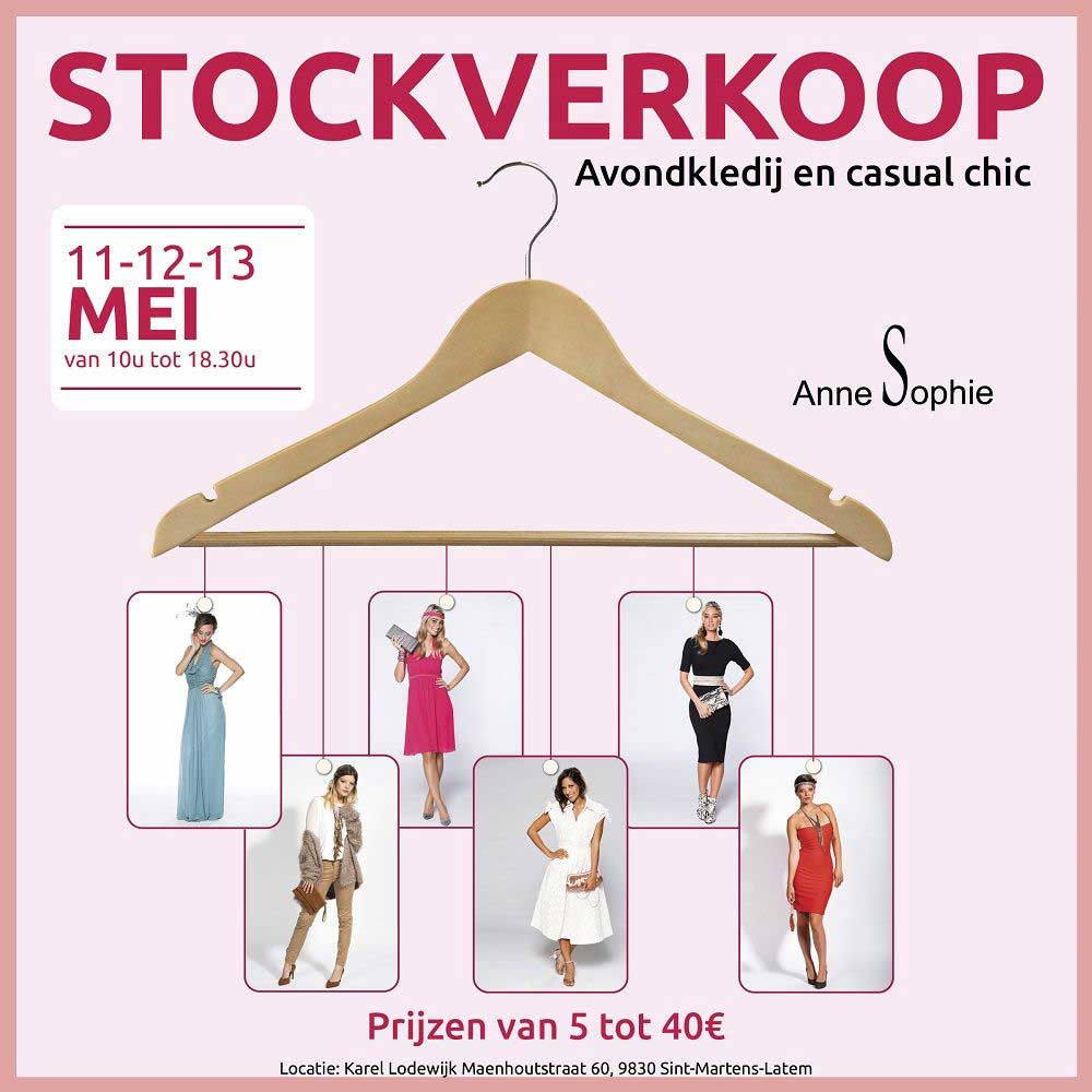 Stockverkoop by Anne Sophie