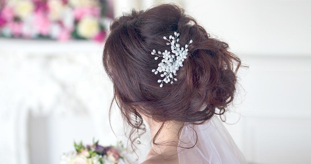 Bijou cheveux de mariage
